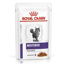 alimento royal canin neutered balance gato