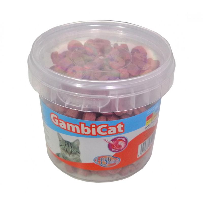 Snack Tasty GambiCat para Gatos
