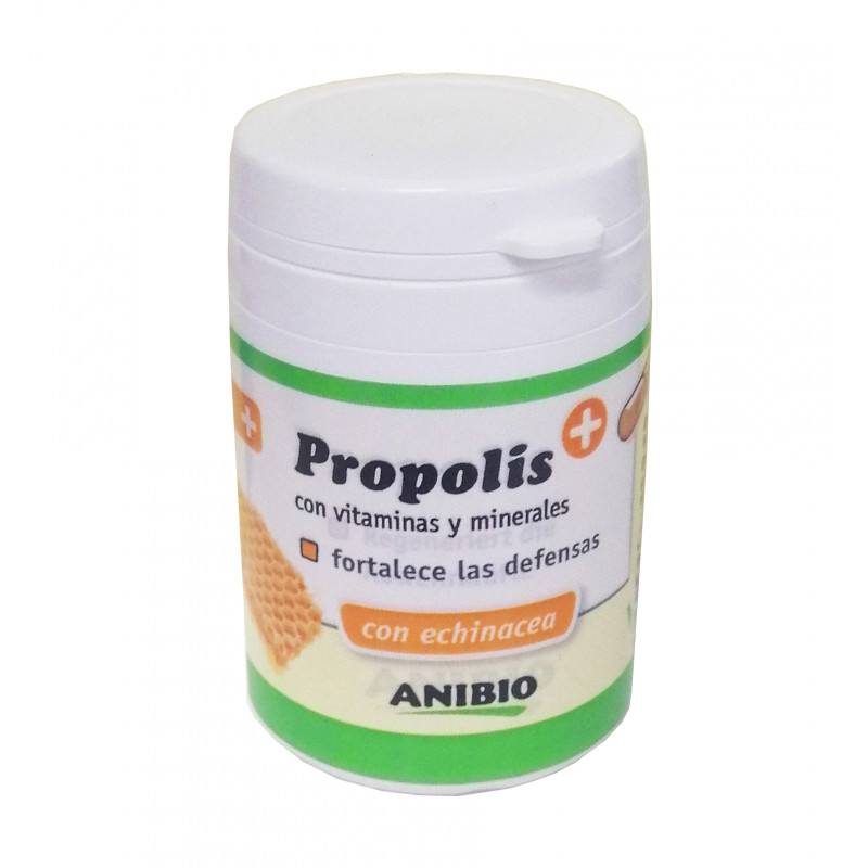 Propolis con Echinacea
