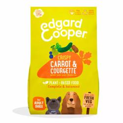Edgard Cooper Crunchy Zanahoria y Calabacín para Perro