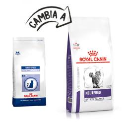 Royal Canin Neutered Satiety Balance Gatos