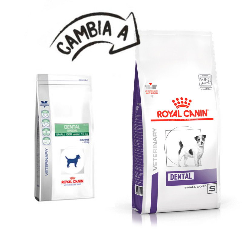 Royal Canin Veterinary Diet Dental Perros Pequeños