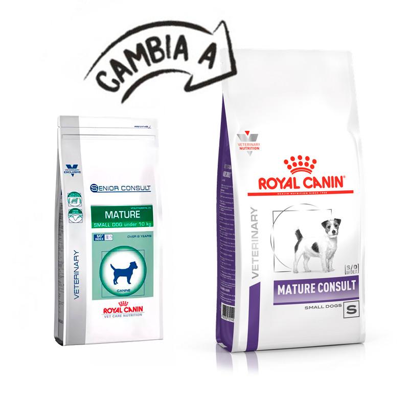 Royal Canin Consult Mature Razas Pequeñas