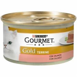 Purina Gourmet Gold Terrine Salmón