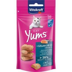 Snack Vitakraft Cat Yums Salmón