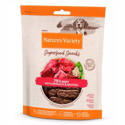 Nature's Variety Snack Ternera para Perros