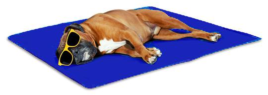 Colchoneta Refrescante Pet Cooling Mat Para Perros