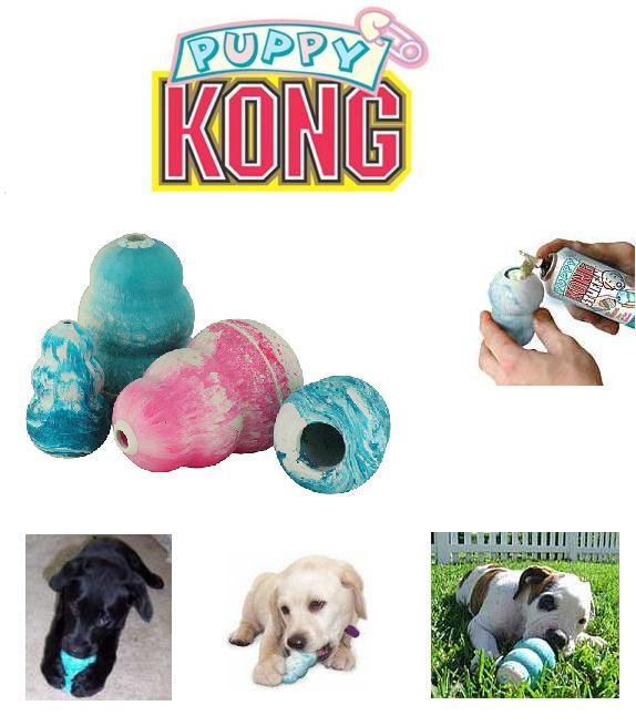 Kong Para Cachorros - Puppy Kong Classic