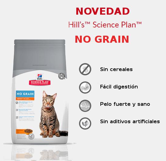 Hill's Science Plan No Grain Adult Gatos Pollo