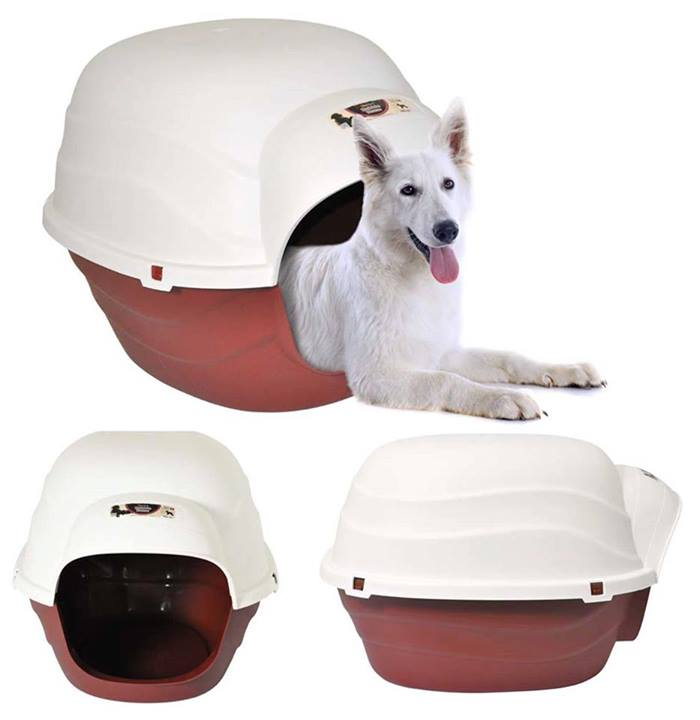 Caseta para perro Bubble House Dog