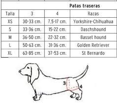Arnes Handy Canis Perros Con Parálisis Trasera