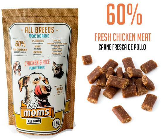Pienso MOMS Adult Para Perros