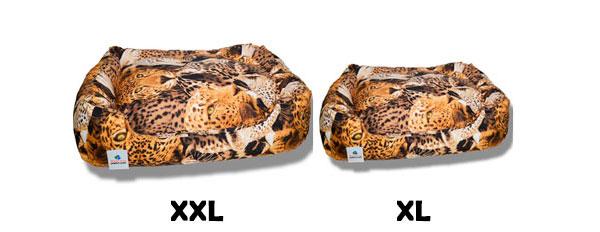 .Cama Gama Leopardo