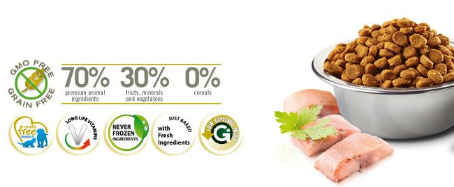 Farmina Natural & Delicious Adulto Pescado y Naranja