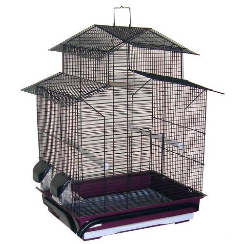 Pie de Jaula para Pájaros Modelo 45