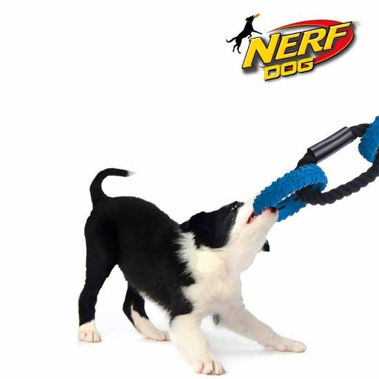Juguete de Goma Nerf Infinito Dog Trax