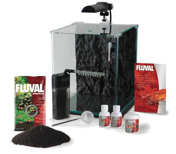 Acuario Kit Fluvial Ebi 30L