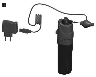 Lámpara Ultravioleta Interna Aquael Mini UV