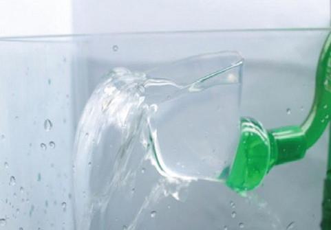 Eheim Pipa de Salida Natural de Agua