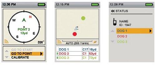 Collar Localizacion GPS y Adiestramiento TEK 1.0