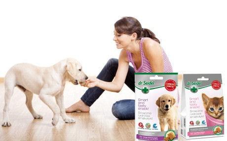 Snack Funcional Perros Mix 2 en 1 Dr Seidel