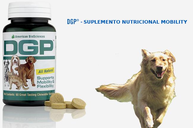 DGP Suplemento para Movilidad Perros y Gatos