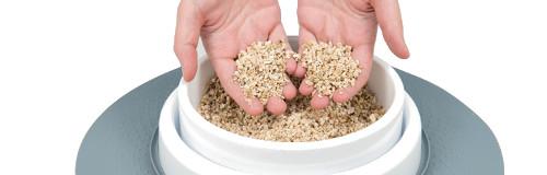 Sustrato de vermiculita