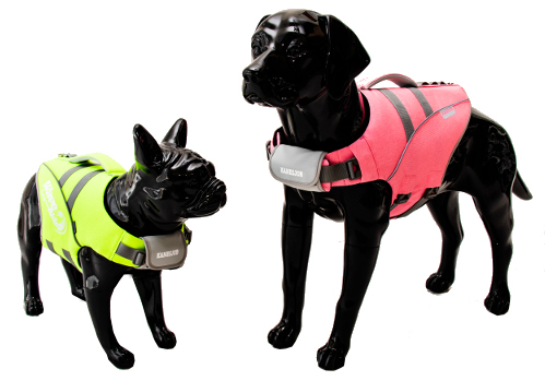 Chaleco Salvavidas Kanesjob para perros