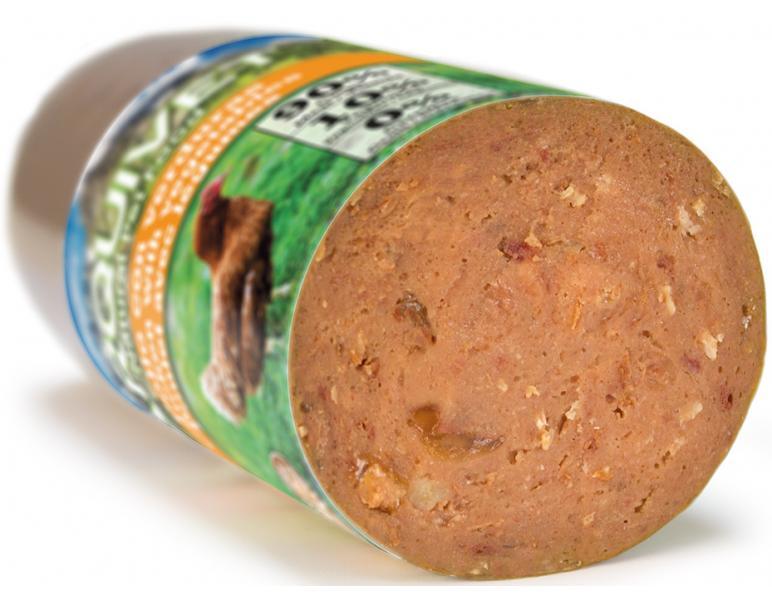 Salchicha de Pollo con Verduras Grain Free 500grs