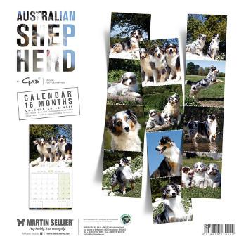 Calendario Australian Shepherd 2018