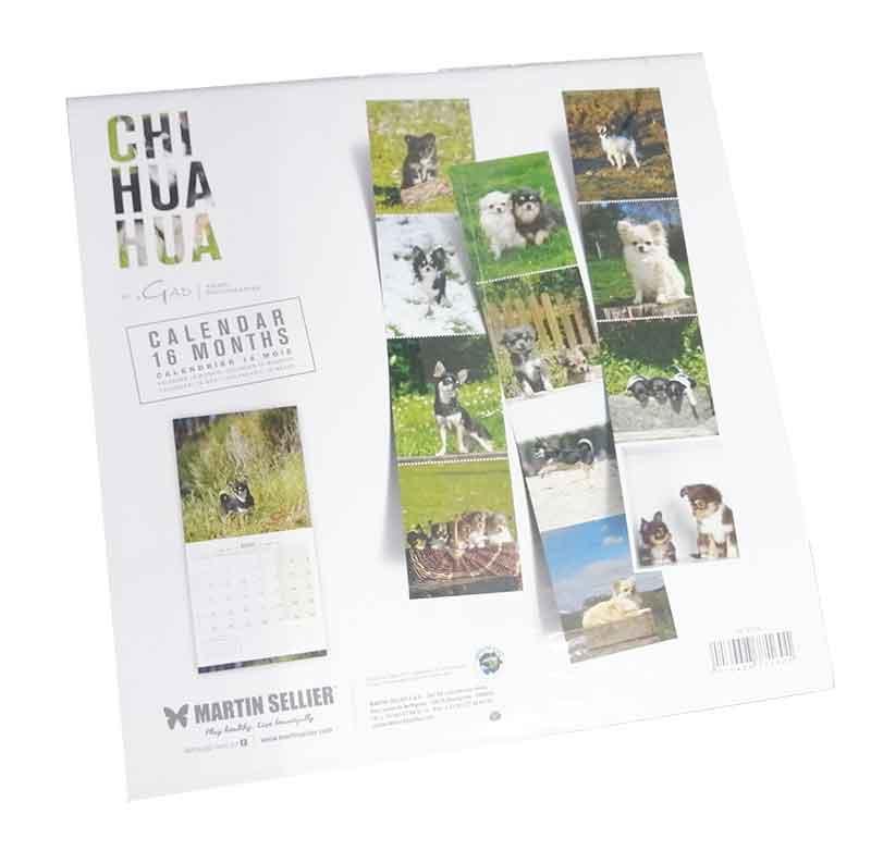 Calendario Chihuahua 2020