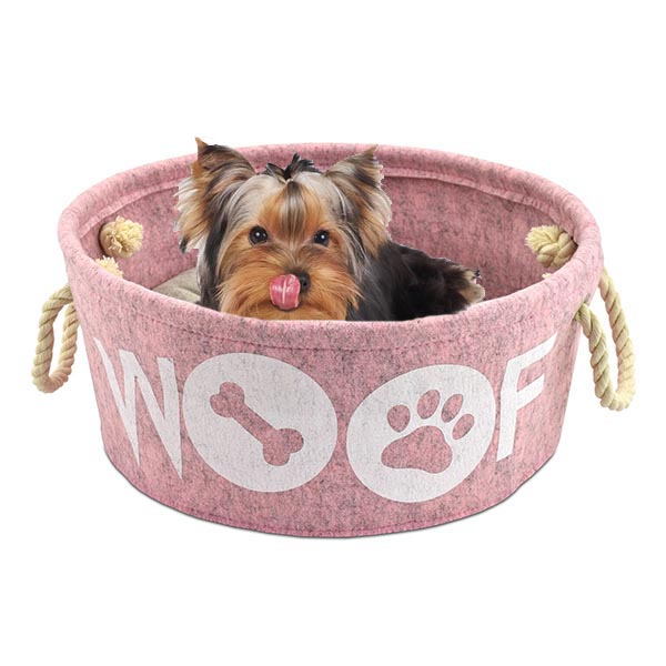 Cuna Atelier Woof Para Perros
