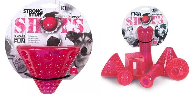 Juguete Shot Cone Strong para perros