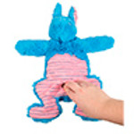 Conejo de juguete con sonido y movimiento