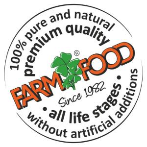 Farm Food HE Sin Gluten con Aceite de Salmón