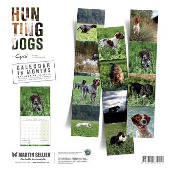 Calendario Hunting Dogs 2018