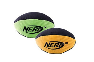 Juguete balón de rugby sonoro Trackshot