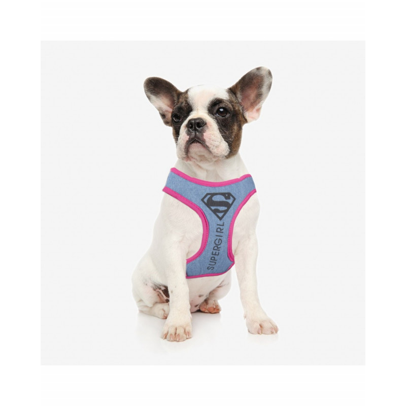 Petral SuperGirl Oficial para Perro