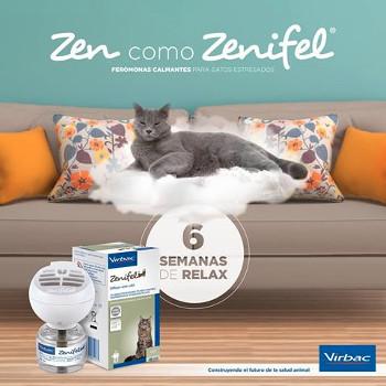 Zenifel Recambio Feromonas calmantes para gatos