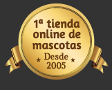 We are the oldest online pet store in Spain