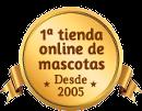 Somos la tienda online de mascotas más antigua de España